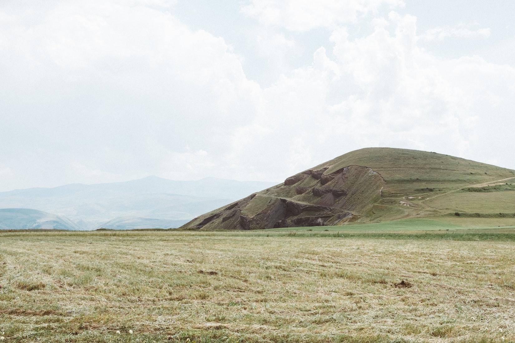 Views of the Armenian highlands