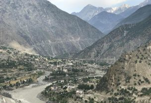 Image of Khyber Pass in Pakistan